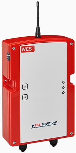 WES3-Interfacemodul-gelb